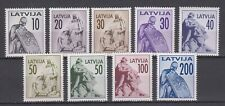 "Latvia - 1992 ""Liberty Monuments"" (MNH)"