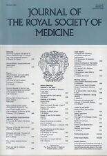 JOURNAL OF THE ROYAL SOCIETY OF MEDICINE (October 1994) DIABETES IN THE AGED