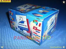 Panini★WM 1998 WC 98 World Cup★Box/Display 100 Tüten - OVP/sealed - RAR !!!