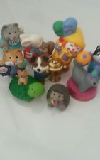 1992 SPRING/EVERYDAY MERRY MINIATURES LOT OF NINE (9)..**NEW WITH STICKERS