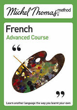 Michel Thomas Advanced Course: French by Michel Thomas (CD-Audio, 2006) 568