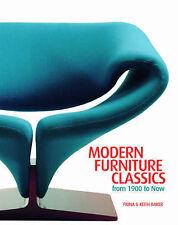 Modern Furniture Classics by Fiona Baker, Keith Baker (Hardback, 2011), New