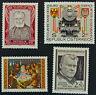 Austria sello - Yvert y Tellier n°1455 à 1458 N stamp Austria (cyn5)