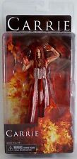 "CARRIE WHITE (BLOODY) Carrie 7"" inch Movie Figure Neca Reel Toys 2013"