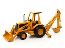 Norscot 1:32 CATERPILLAR CAT 416 BACKHOE LOADER Metal Diecast Model 55271
