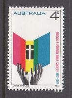 1967 British & Foreign Bible Society MUH