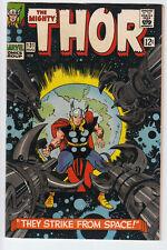 THOR # 131 Jack Kirby HERCULES 1966 FINE+