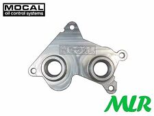 BMW MINI ONE COOPER S SUPERCHARGER MOCAL TOP3 OIL COOLER ADAPTOR PLATE MLR.BEY
