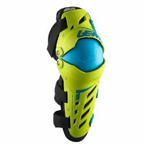 Leatt 2021 Dual Axis MTB Bike Knee & Shin Guard MTB Knee & Shin Protection