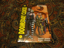 DOOMSDAY CLOCK PART 1 DC COMICS HARDCOVER
