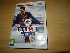 Fifa 14,Legacy Edition,Nintendo Wii,Pal,UK 2014, NEW NOT SEALED