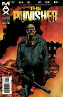 Punisher The End One-Shot Frank Castle Marvel Max Garth Ennis Richard Corben NM