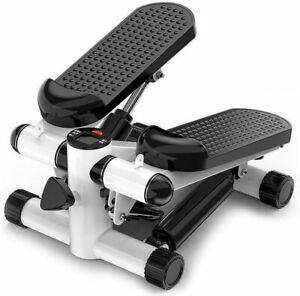 EVOLVE - Mini Stepper Home Cardio Exercise Fitness Machine with LCD Display