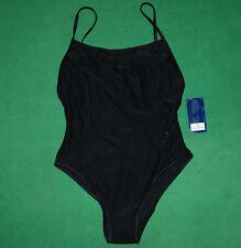 Vintage CONTE OF FLORENCE bikini sea Swim wear Suit BNWT NOS floreal lycra