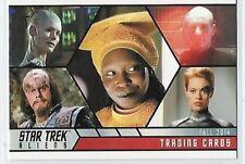 Star Trek  ALIENS Trading Cards - PROMO card #P1.