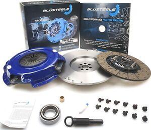 Blusteele HEAVY DUTY clutch kit w/ FLYWHEEL for Nissan Patrol GU II 3L ICTD ZD30