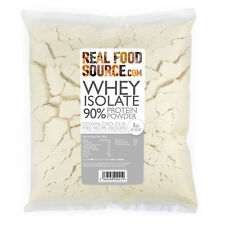RealFoodSource - EU Whey Protein Powder Isolate 90 1kg