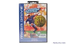 # Sega Mega Drive-International Superstar Soccer Deluxe-New & sealed #