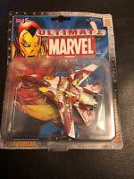 769F Maisto Series 1 Marvel Air Force F-14 Tomcat Iron Man. Rare