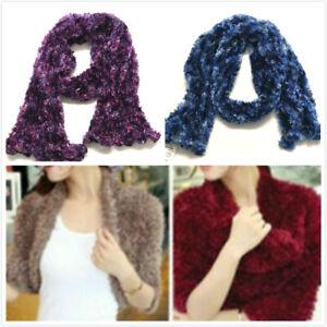 Ladies Magic Scarf Snood Scarves Shawl Soft Multifunctional Outdoor Head Wear