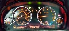 2011 BMW 740i 750i 760i B7 F01 (2010 535iGT F10) SPEEDOMETER GAUGE CLUSTER 143k