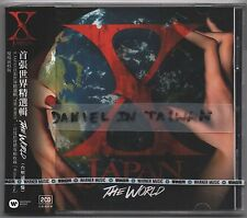 X Japan: The World - Best Of (2014) Japan / 2-CD TAIWAN