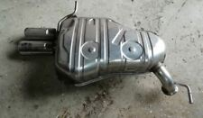 Peugeot 407 Coupe 2.7 HDi Diesel Exhaust Rear Silencer 1726YR - New Genuine