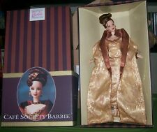 Barbie Collectors Club Exclusives: Cafe Society Barbie & Club Couture Barbie