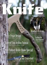 Australian Knife Magazine Issue 6 Nov 2018 to Feb 2019
