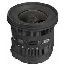 Sigma 10-20mm F3.5 EX DC HSM for Nikon+5Years Warranty F/3.5 NIB