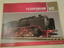Catalogo Fleischmann H0 2009 2010 in inglese