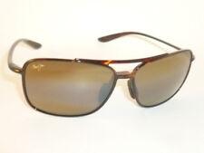 Authentic Polarized MAUI JIM KAUPO GAP Sunglasses Tortoise H437-10 Bronze Lenses