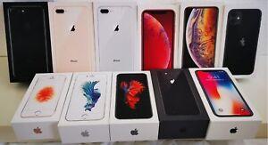 Apple Samsung iPhone Originalverpackung | Originalkarton | OVP | Leerverpackung