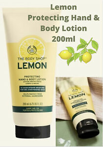 The Body Shop Protecting Hand & Body Lotion 200ml
