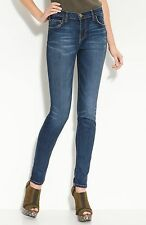 Current/Elliott The High Waist skinny stretchy jeans in Townie NWT size 28 $198