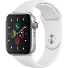 Apple Watch Series 5 44mm Silver Aluminum Case GPS + Cellular(Australian Stock)