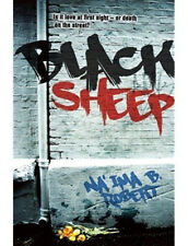 BLACK SHEEP: Is it Love at first Sight or Death on the Streets? (Paperback)