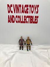 Vintage Mattel Major Matt Mason Doug Davis Figure Mixed Lot 2 1960's Space