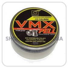 Webley VMX Pell .22 (5.5mm) ~ Tin of 250 pellets for Air Gun Rifle Pistol