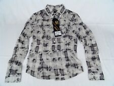 Authentic Belstaff Lilium Shirt Long Sleeve Size EU 42 NWT Blouse
