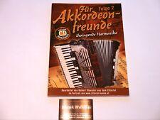 Swingende Harmonika Für Akkordeon Freunde Inkl. CD Folge 2
