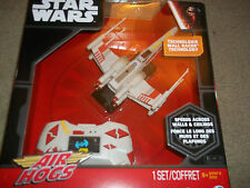 Star Wars zero gravity X-Wing starfighter Remote Control Air Hogs Toy RC New