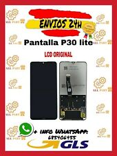 Pantalla LCD ORIGINAL Huawei P30 Lite BLACK