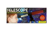 Compact Telescope For Sky Viewing Stars Includes Tabletop Tripod Kids Gift xmas