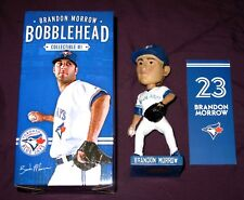 "BRANDON MORROW ""TORONTO BLUE JAYS"" SGA 2012 BOBBLEHEAD COLLECTIBLE Bobble Head"