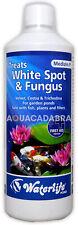 WATERLIFE MEDIZIN P TREATS WHITE SPOT & FUNGUS VELVET COSTIA & TRICHODINA POND