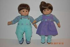 American Girl Bitty Baby Twins 2 Dolls