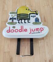Doodle Jump ICE Arcade Game Cabinet Lighted Header Topper Lit Sign