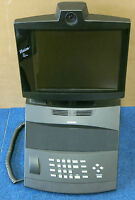 "Tandberg Vision 600 10.4""  Monitor Video Conferencing Phone System PAL + Handset"