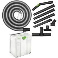 Festool Universel Kit de Nettoyage D 36 Uni-Rs-Plus 203435 En Systainer Sys 5